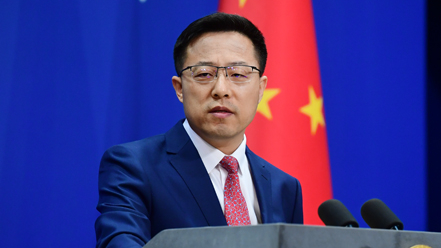 China urges US 'not to make an issue out of China in its election'