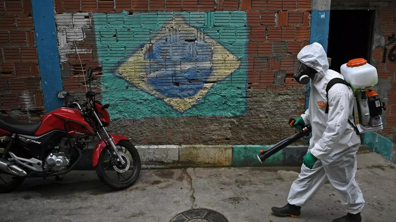 Brazil surpasses 120,000 Covid deaths