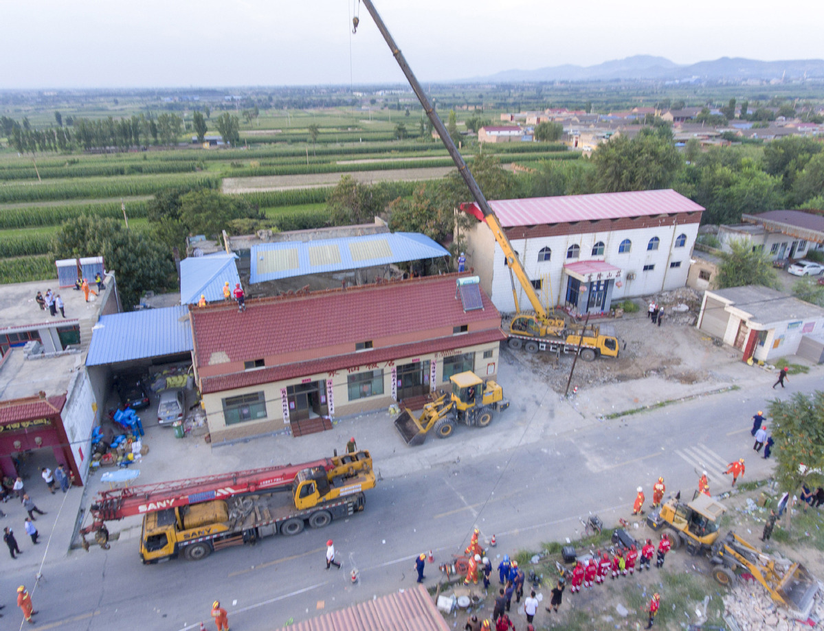 State Council to oversee probe as restaurant collapse deaths hit 29
