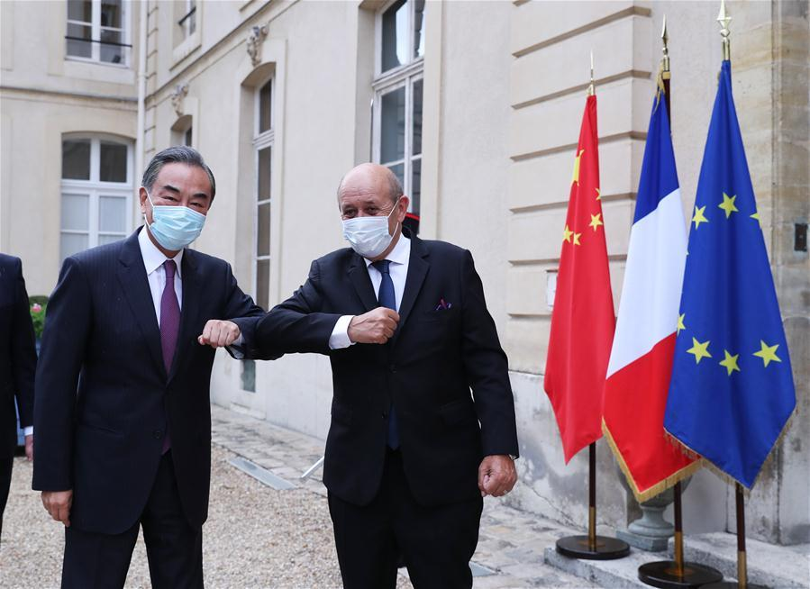 Chinese FM makes four-point proposal to promote multilateralism