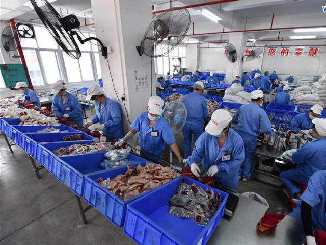Exports of Luosifen registers soaring growth in first seven months