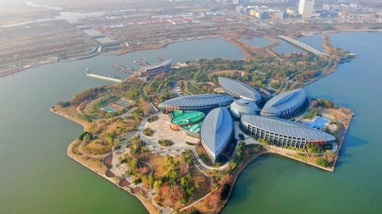 Shanghai's Lin-gang Special Area expands opening up, accelerates development