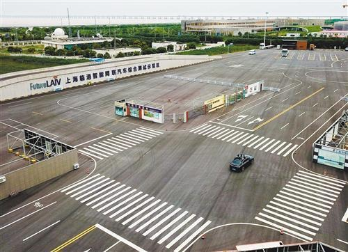 Several Chinese cities expand testing area for self-driving vehicles