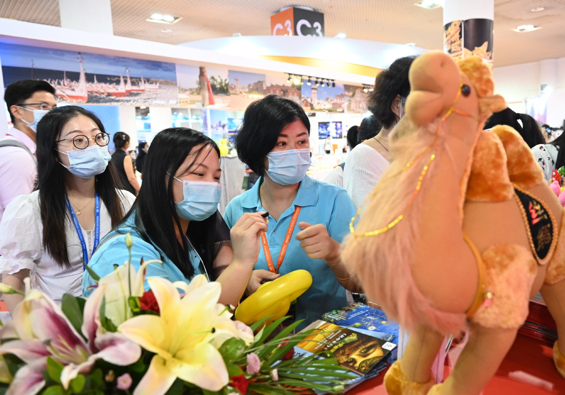 Travel expo held in Xiamen to boost recovery of tourism