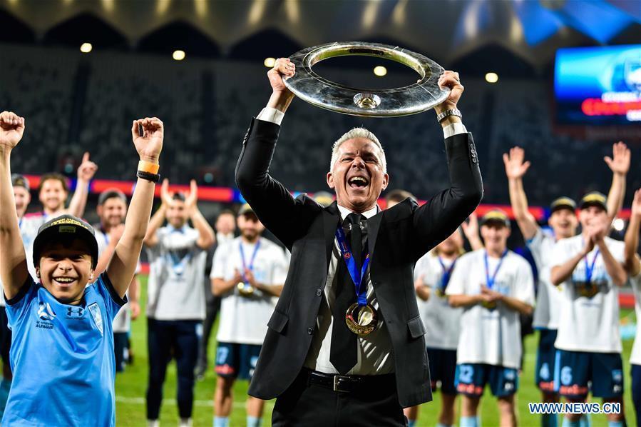 Sydney FC win historic fifth A-League Grand Final