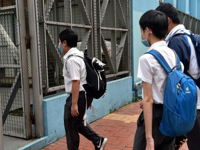 Primary, secondary schools in HK to resume classes in phases starting September 23
