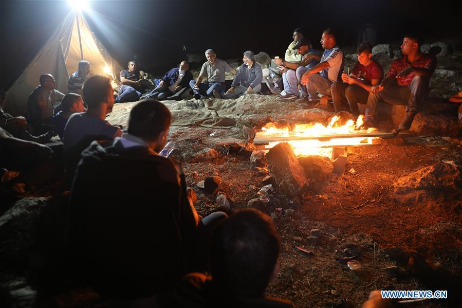 Palestinian villagers in West Bank struggle to protect lands from Israeli seizure