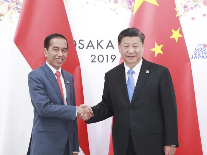 Xi calls for new areas in China-Indonesia cooperation