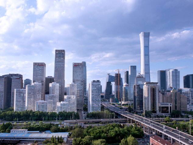 Beijing's foreign trade down 18.7%