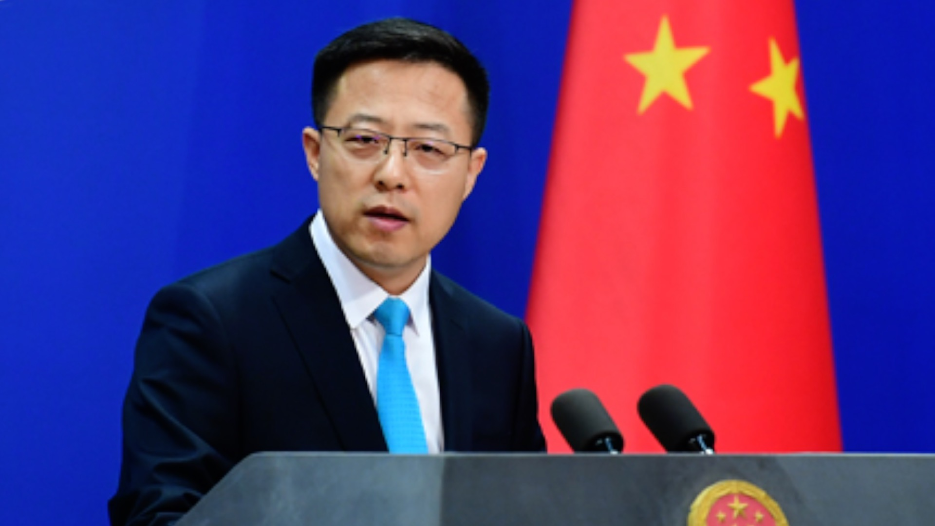 Chinese FM slams US for harassing, interrogating Chinese students