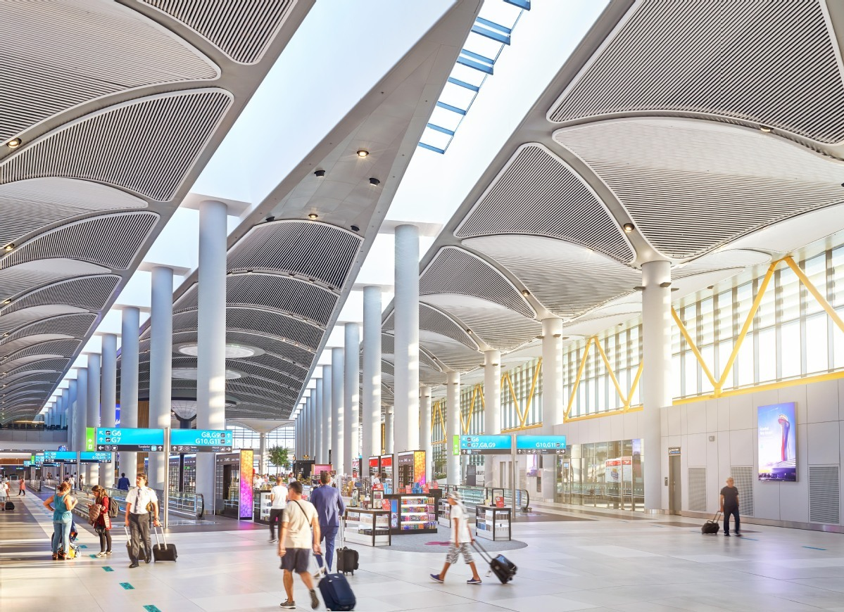 Istanbul Airport implements the Chinese Friendly Airport initiative