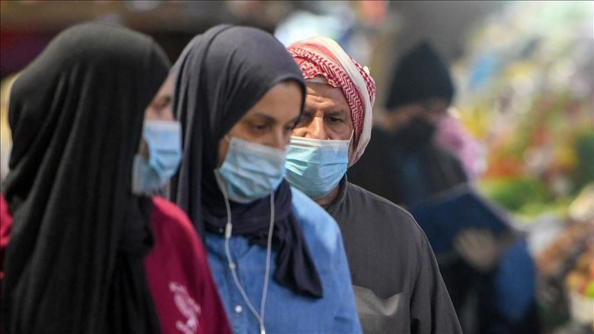 Palestine records highest daily rise of COVID-19 cases