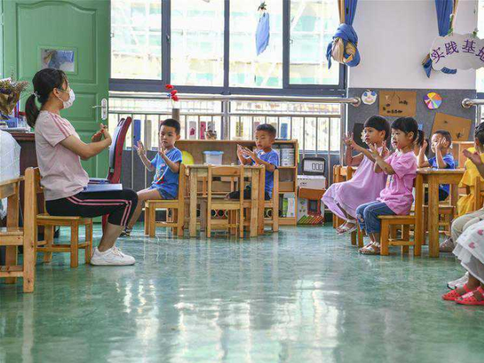 Children relocated from impoverished areas get better education in Guizhou