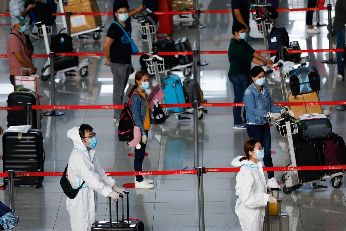 Civil aviation regulator announces measures to curb COVID-19 import