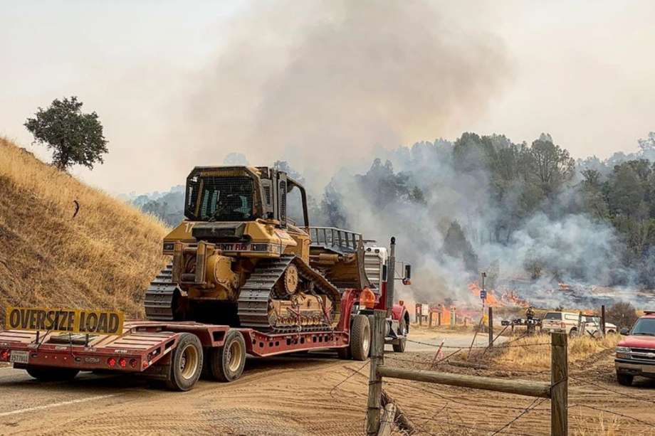 US California's largest wildfire to be fully contained