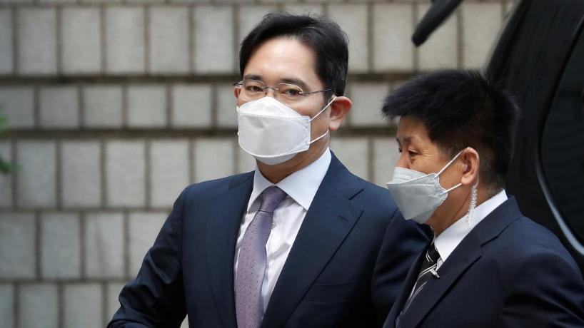 S. Korean prosecutors indict Samsung leader Jay Y. Lee on charges concerning 2015 merger