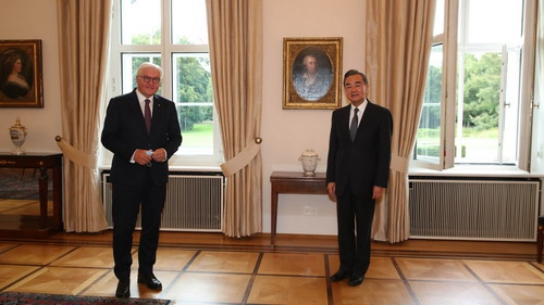 China, Germany vow to uphold multilateralism, oppose 'decoupling'