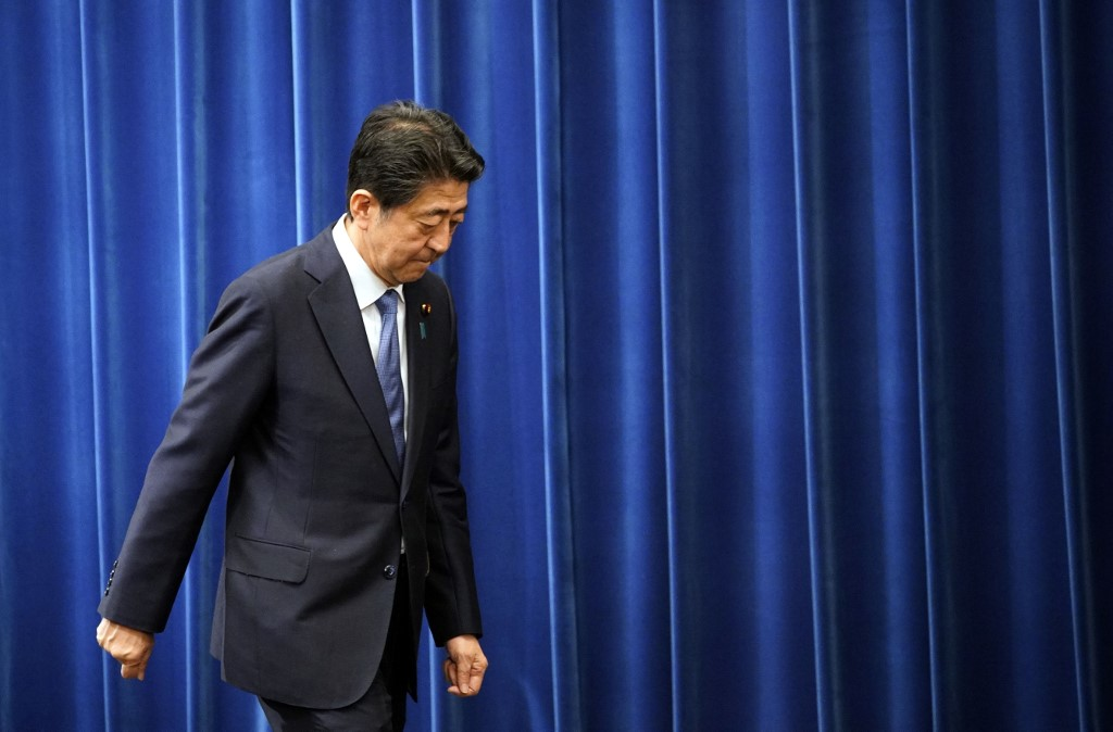 Japan's ruling LDP to select PM Abe's successor on Sept. 14