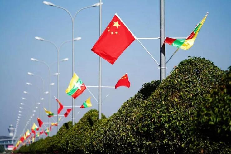 China, Myanmar vow to further advance ties, cooperation