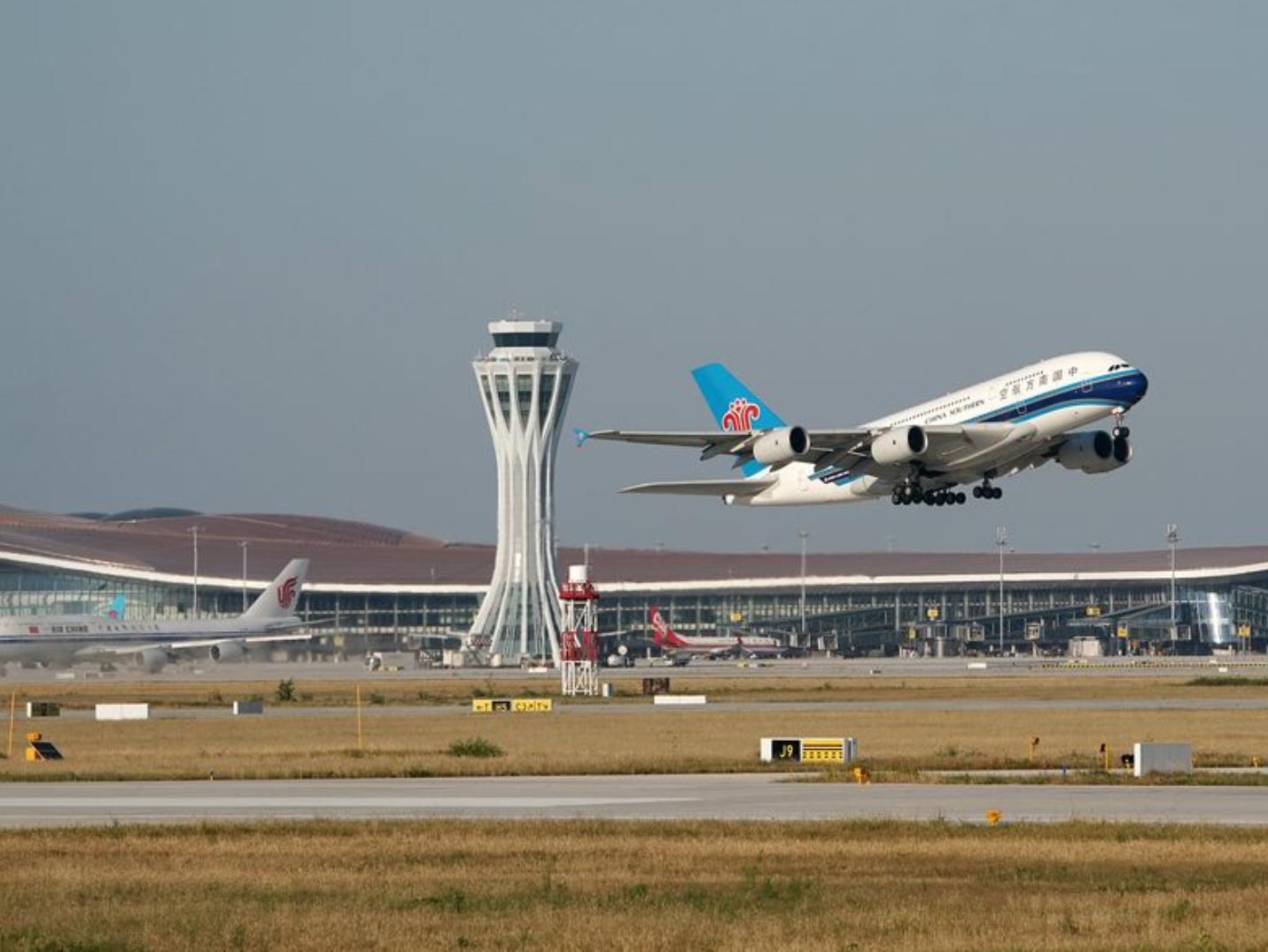 Beijing to resume accepting international flights