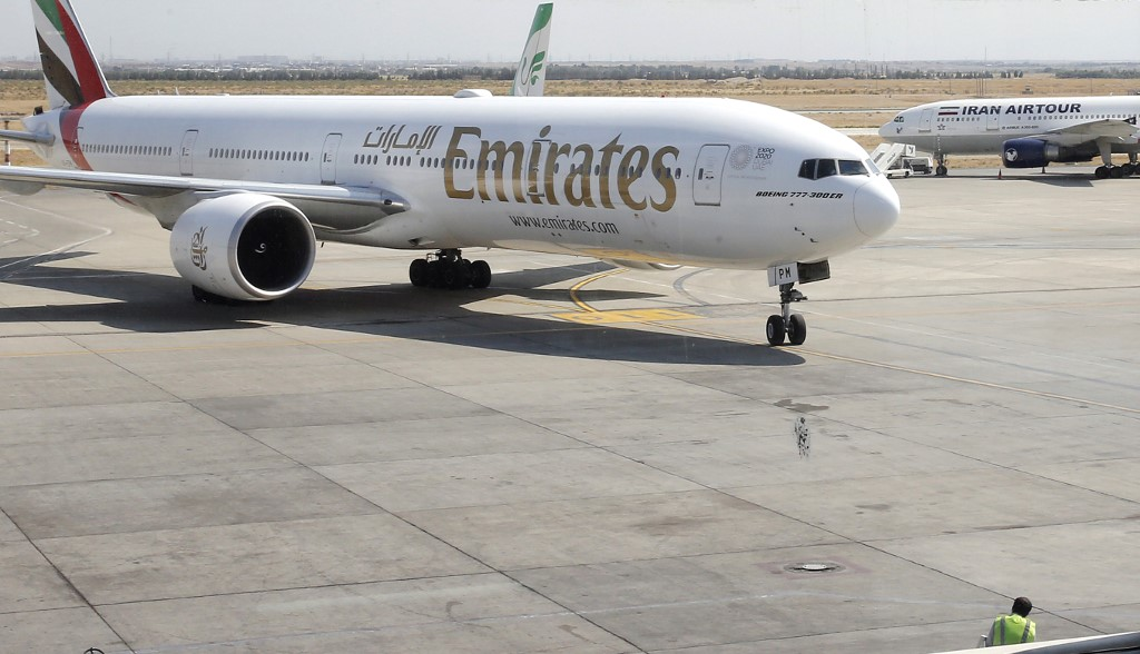 Saudi Arabia allows flights to and from UAE to use its airspace