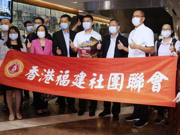 More members from mainland medical support teams arrive in HK to help anti-epidemic fight