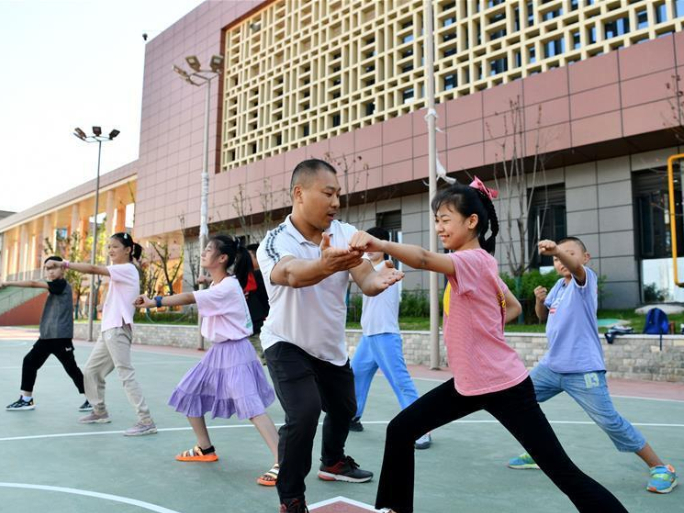 New campus of Hefei special education center put into use in Anhui