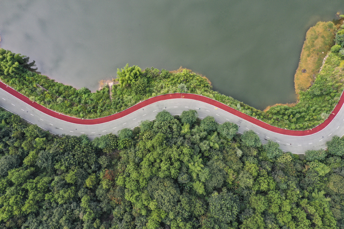 'Greenway economy' boosts rural revitalization in Chongqing