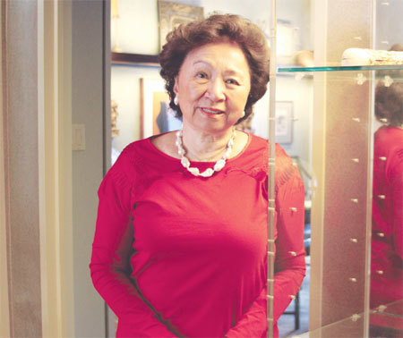 Chinese American entrepreneur to be honored by leading US music organization