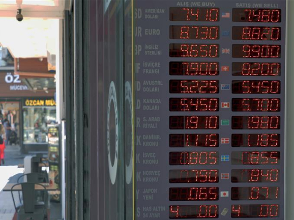 Turkey's lira falls to all-time low over increasing inflation in August