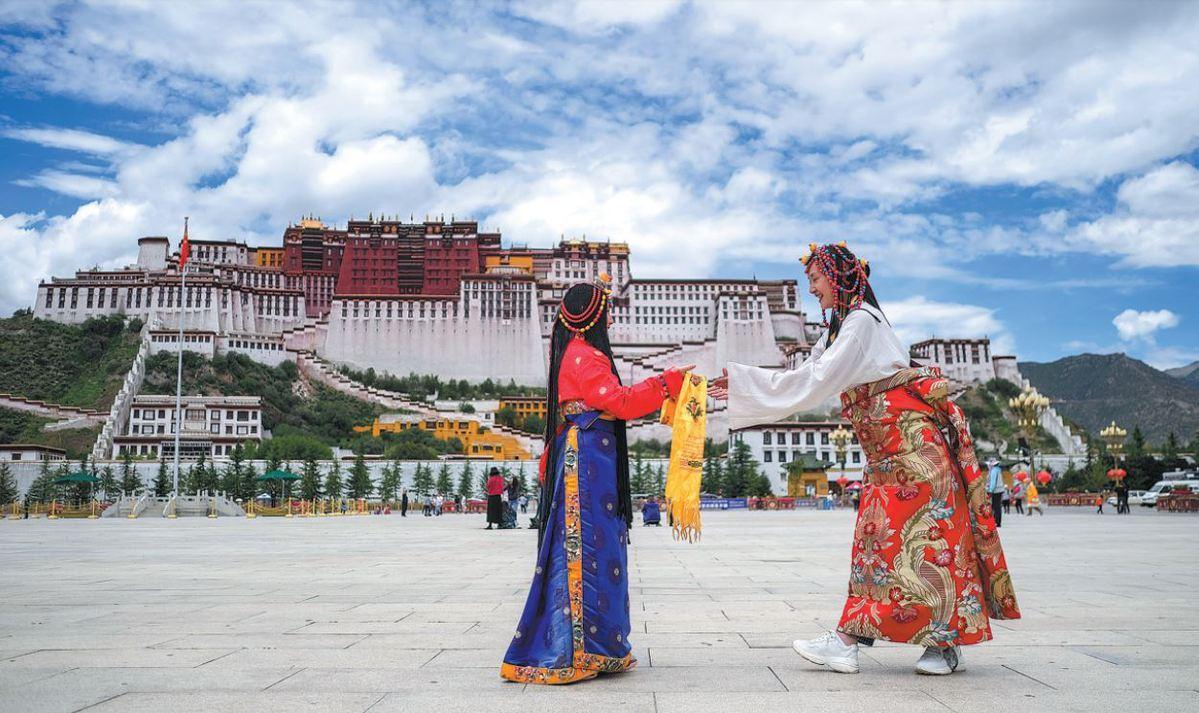 Technology enables better stories of Tibet