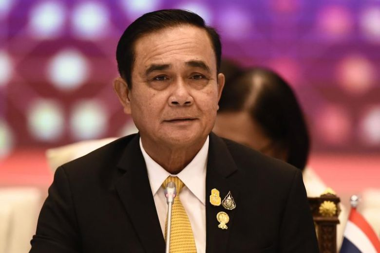 Thailand looks forward to stepping up trade, service cooperation with China: PM