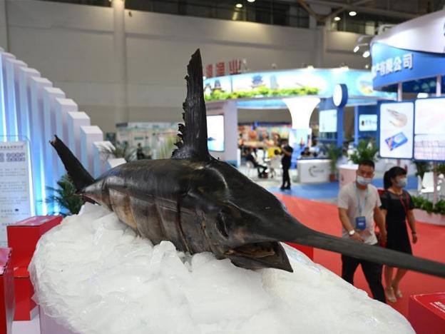 China (Fuzhou) International Seafood & Fisheries Expo held in Fuzhou