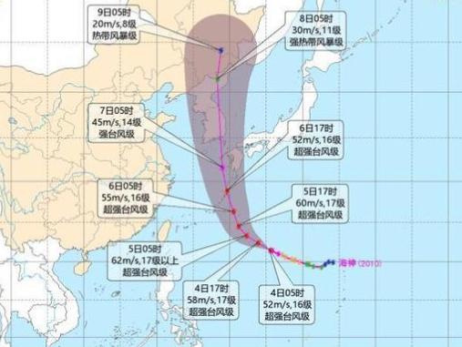 China renews blue alert for Typhoon Haishen