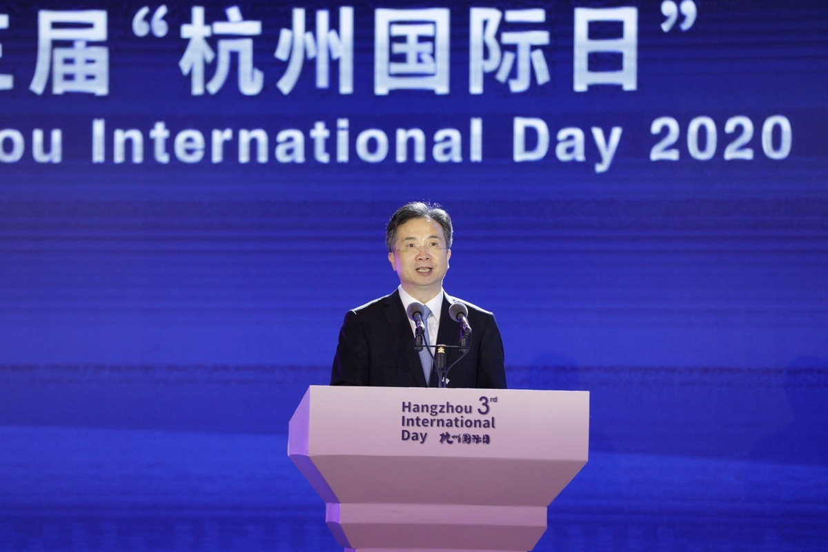 Hangzhou vows to open up further