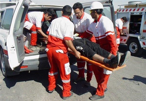 At least 34 injured in northern Iran earthquake