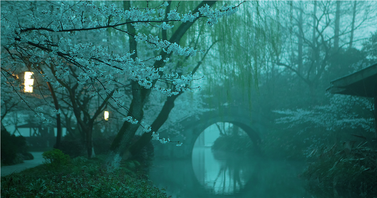 Enjoy the beautiful scenery of East China's Hangzhou