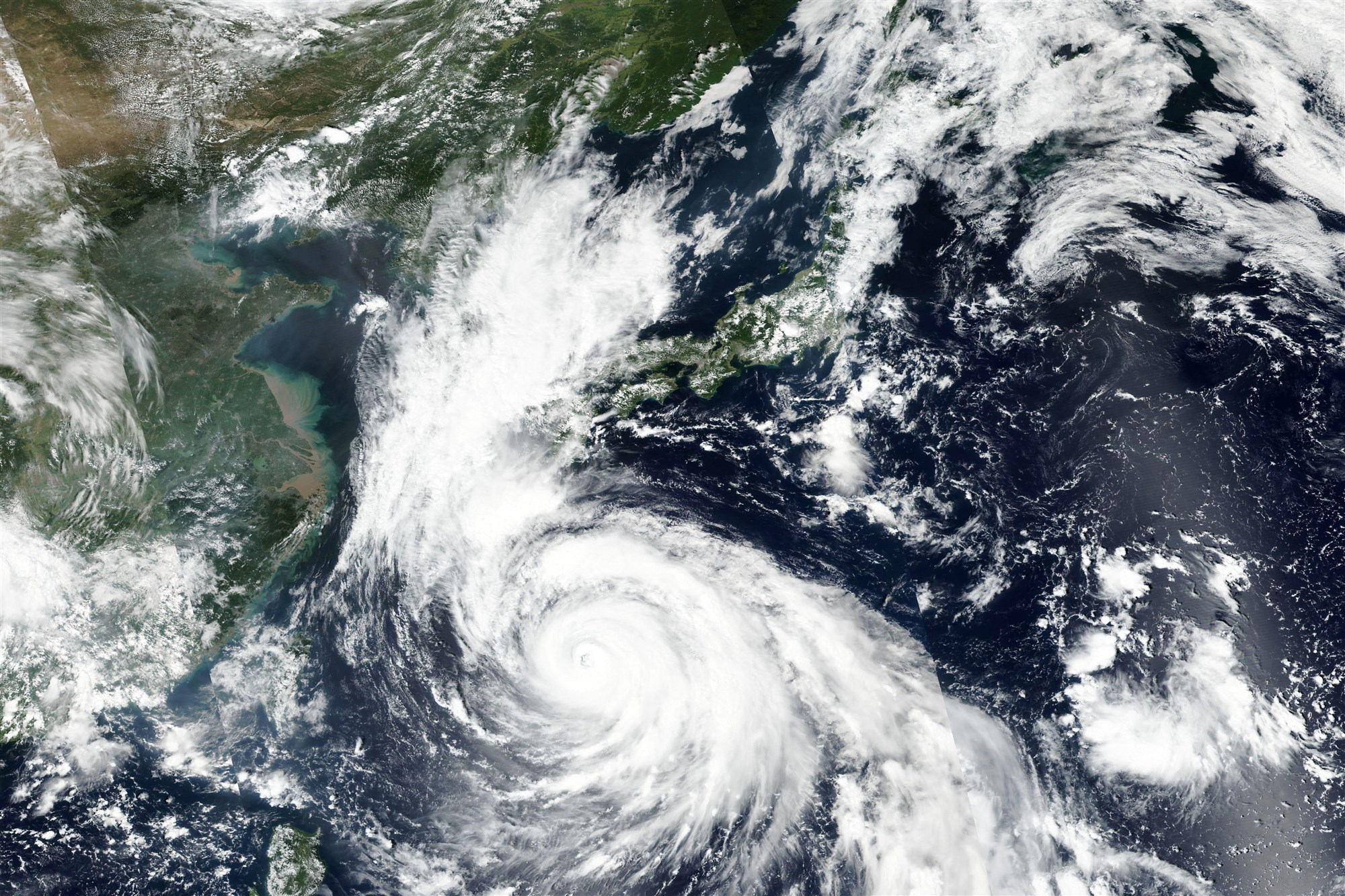China's Heilongjiang braces for Typhoon Haishen