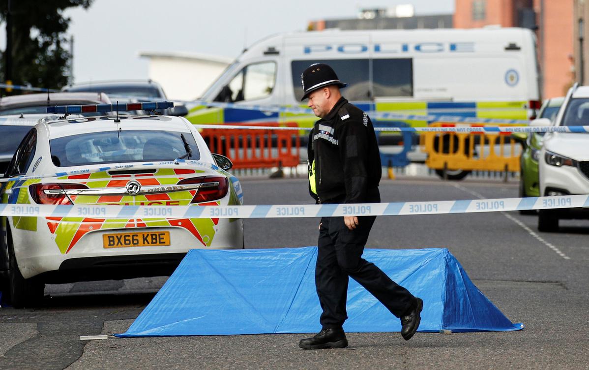 UK police arrest man over stabbings in Birmingham