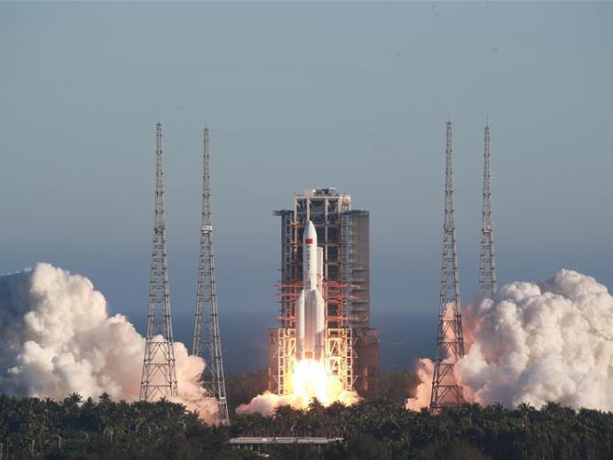 China launches new optical remote-sensing satellite