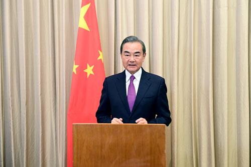 Wang Yi: China proposes global data security initiative