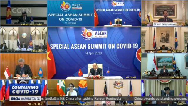 ASEAN holds regional parliamentary meeting online