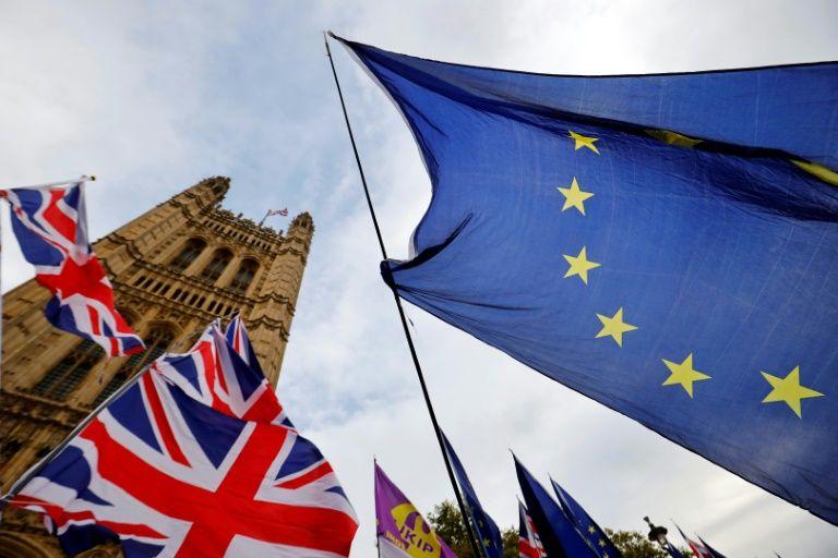 UK urges 'more realism' in crunch EU trade talks
