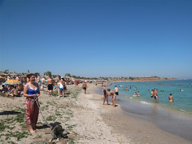 Number of tourists declines in Vama Veche due to COVID-19 pandemic