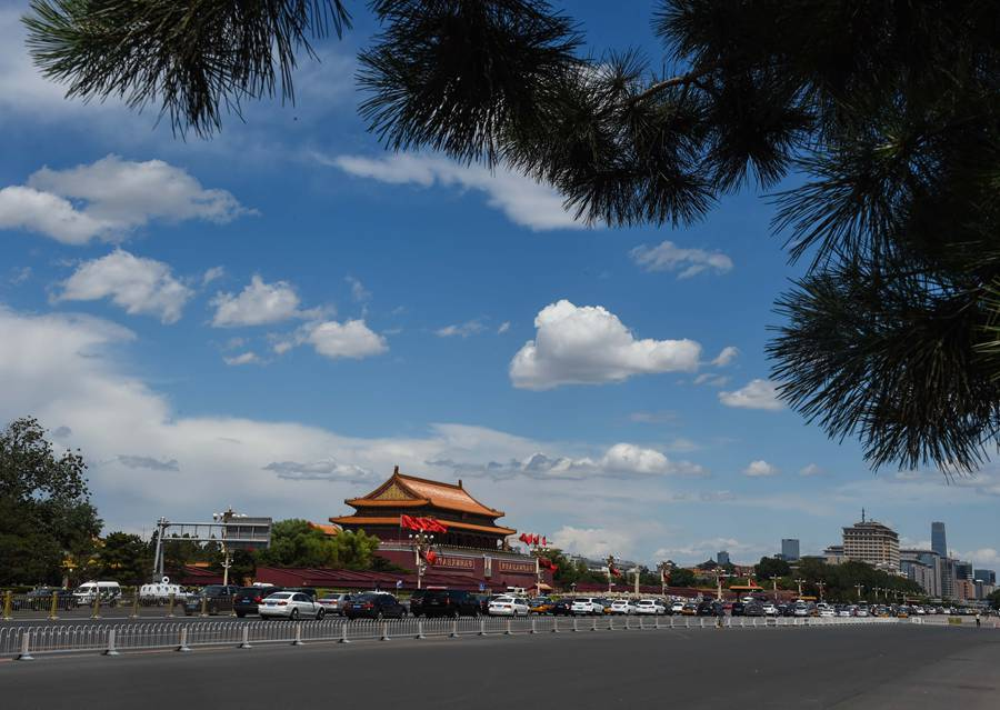 Air pollution reduction in Beijing-Tianjin-Hebei area achieves notable result