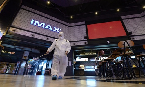China weekly box office sales totals $117 million