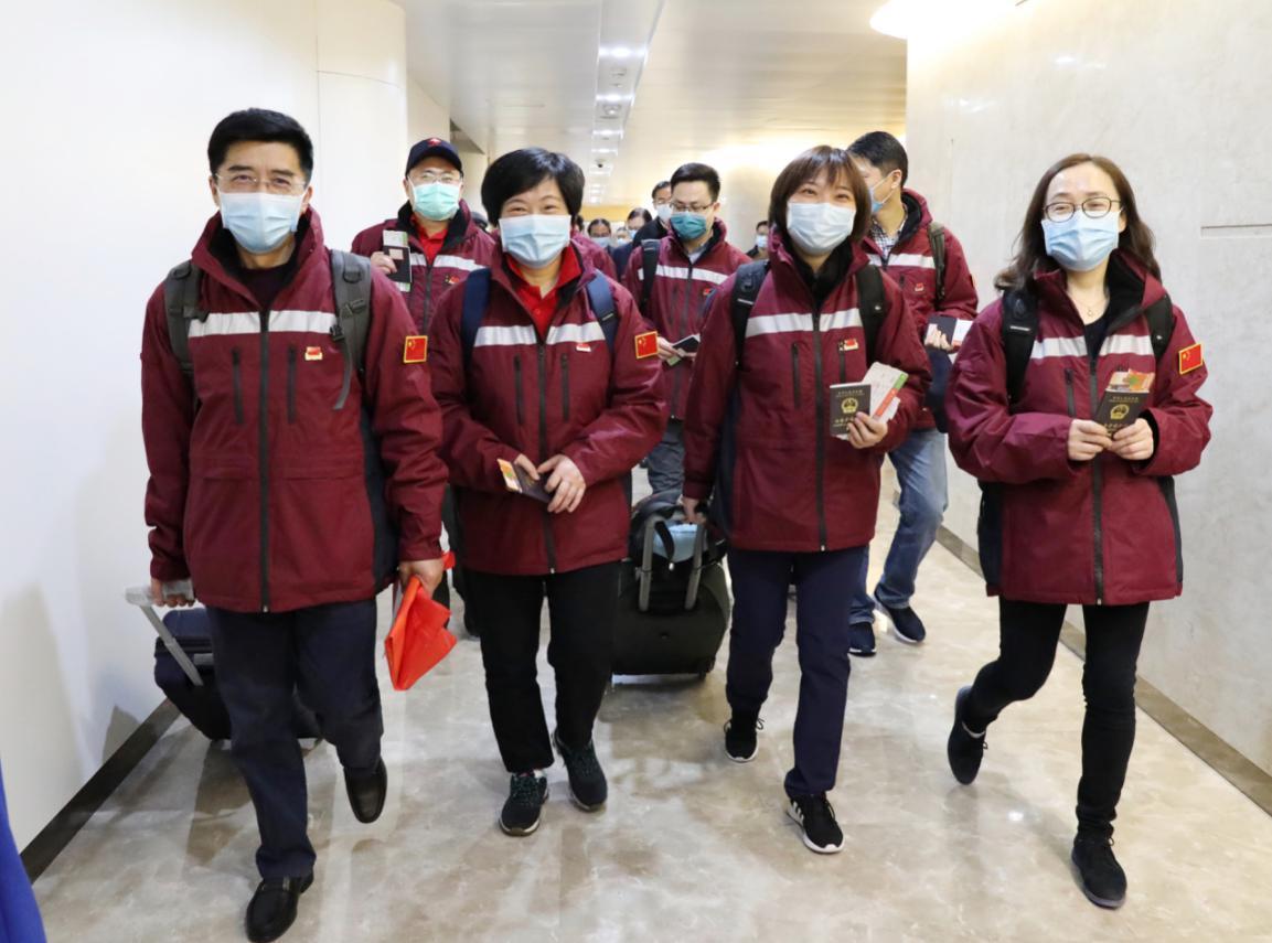Venezuela, China bolster ties in fight against pandemic