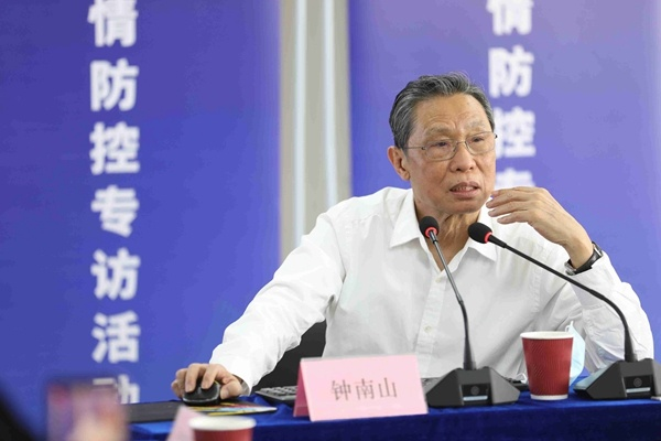 People's lives are the most important human right: top Chinese epidemiologist