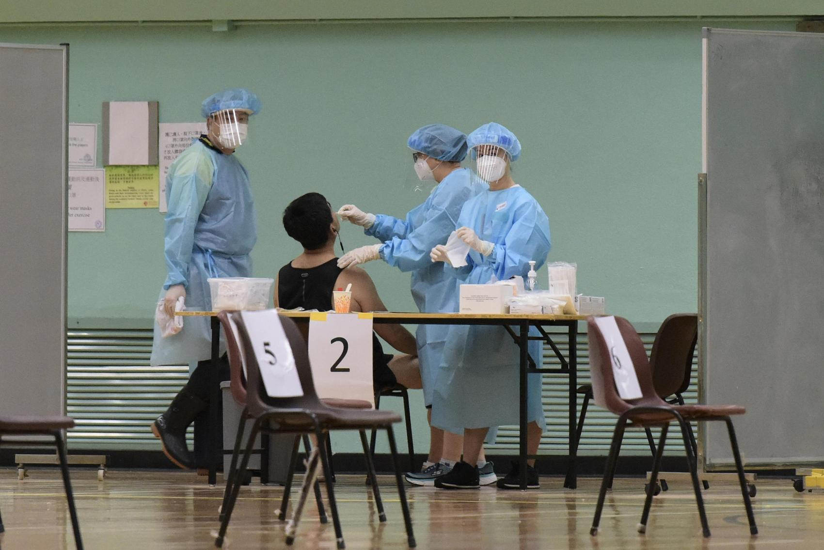 Hong Kong to relax anti-epidemic measures from Friday: official
