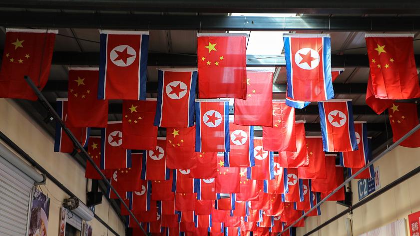 Xi congratulates Kim on DPRK's 72nd founding anniversary